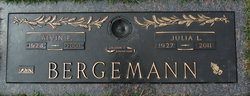 Alvin E Bergemann