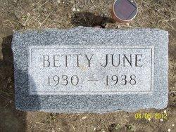 Betty June Barfield