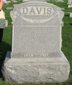 John B Davis