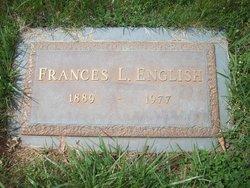 Frances Lucille <i>Lambert</i> English