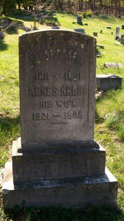 Agnes McAllister <i>Krebs</i> Grafius