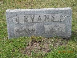 Hazel May <i>Eastlake</i> Evans