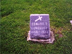 Edward T Conoughy