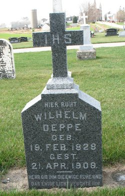 William (Wilhelm) Deppe