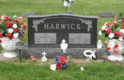 Dorothy June <i>Davis</i> Harwick