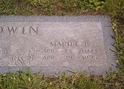 Mariel B. Baldwin
