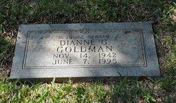 Dianne G Goldman