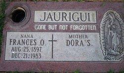 Francisca Frances <i>Osuna</i> Jauriqui