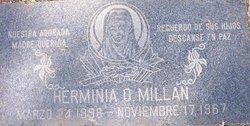 Herminia Minnie <i>Osuna</i> Millan