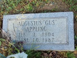 Augustus Gus Appling