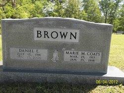 Daniel Earl Brown