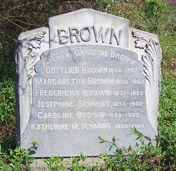 Fredericka Brown