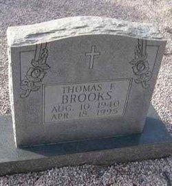 Thomas F Brooks
