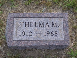 Thelma Mae <i>Fisher</i> Banta