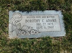 Dorothy C Adams