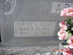 Barney J Adams