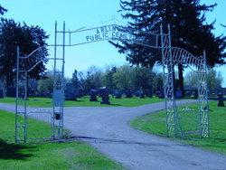 Arlington Public Cemetery