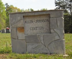 Allen-Johnson Family Cemetery