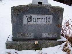 Cecelia Eva <i>Driscoll</i> Burritt