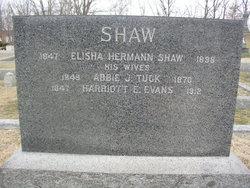 Abbie J. <i>Tuck</i> Shaw