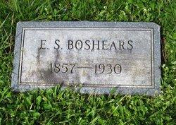 E S Boshears