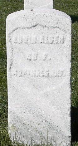 Edwin Alden