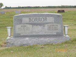 Marion Rudy Borror