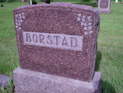 Lizzie Marie <i>Bredaken</i> Borstad