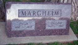 Pauline Katherine <i>Becker</i> Margheim