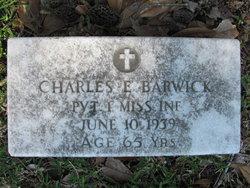 Charles Eugene Barwick