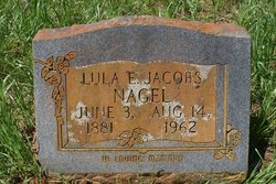 Lula Effie <i>Jacobs</i> Nagel