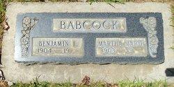 Martha Marie Babcock