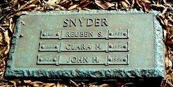 John Hayde Snyder