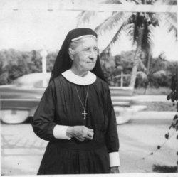 Deacon Harriet M Bedell