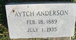 Aytch Anderson