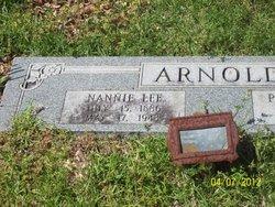 Nannie Lee <i>Summer</i> Arnold