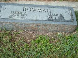 Elmer Andrew Bowman