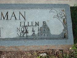 Ellen Bernice <i>Fanning</i> Bowman