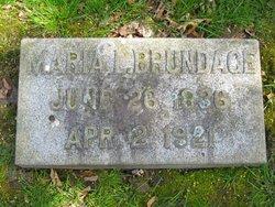 Marie Louise <i>Armstrong</i> Brundage