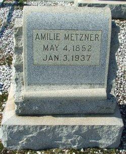 Amilie Metzner