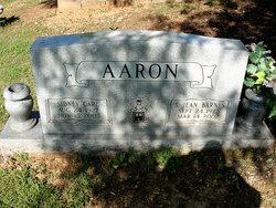 Sgt Sidney Carl Aaron