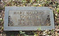 Elizabeth <i>Mallard</i> Douthit