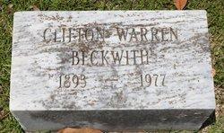 Clifton Warren Beckwith