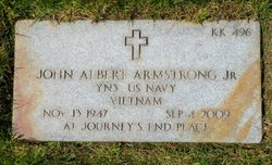 John Albert Armstrong