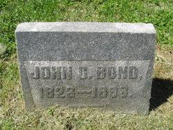 John C. Bond, Sr