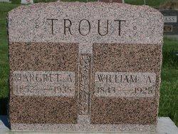 Margaret A. <i>Stiles</i> Trout