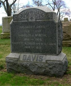 Orlando F Davis