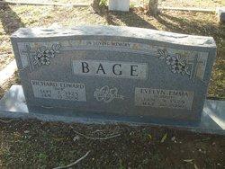 Evelyn Emma <i>Schmidt</i> Bage