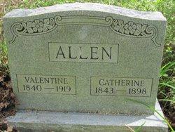Catherine Ellen <i>Fore</i> Allen