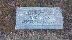 Evelyn <i>Piron</i> Atkinson